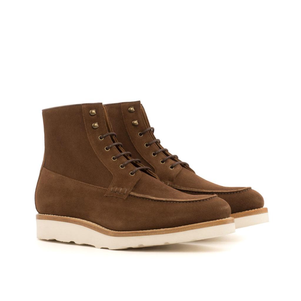 Men Moc Boot