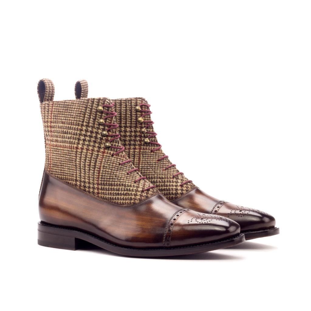Men Balmoral Boot