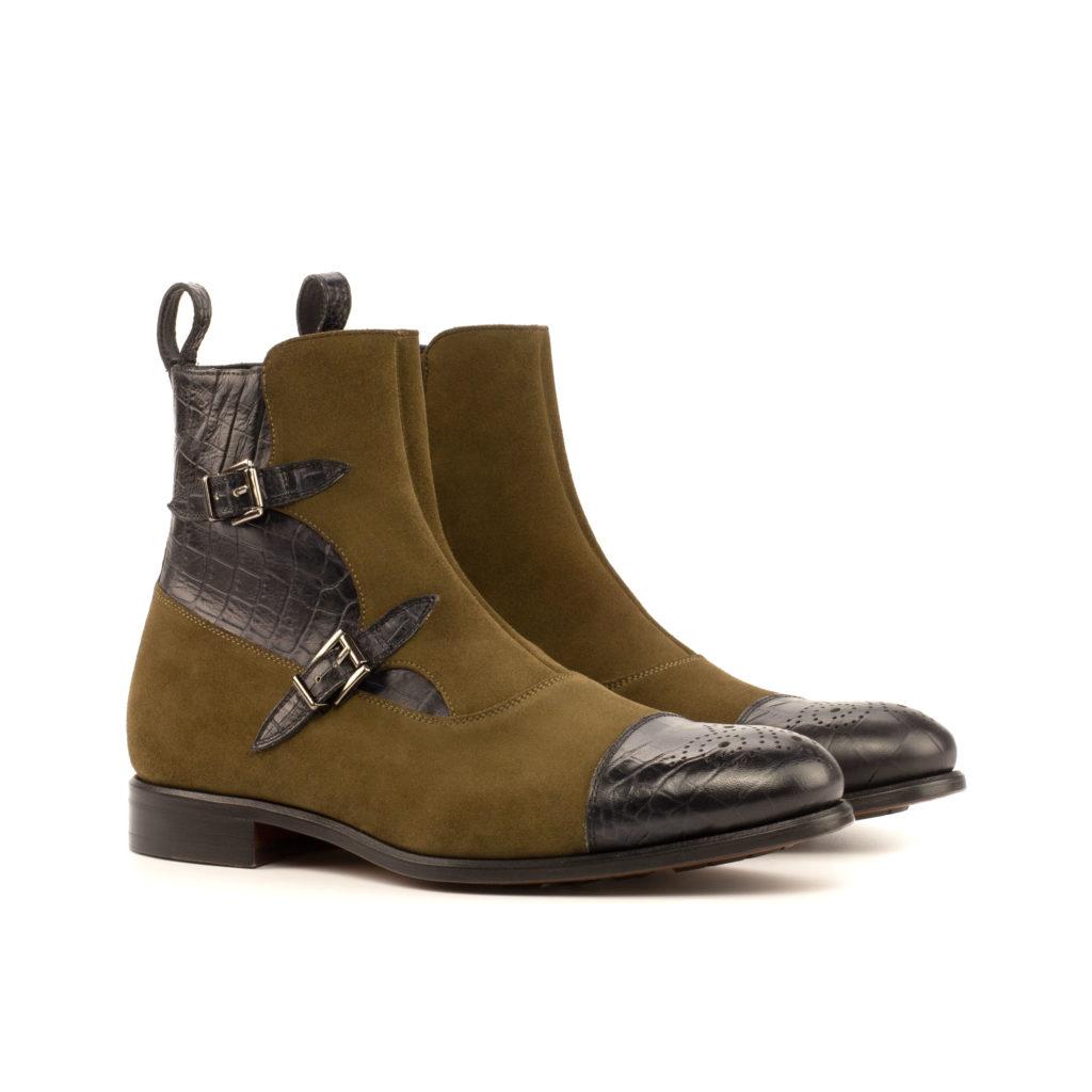 Men Octavian Buckle Boot