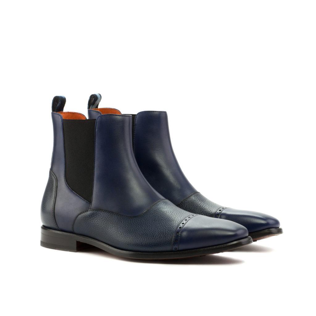 Men Chelsea Multi Boot